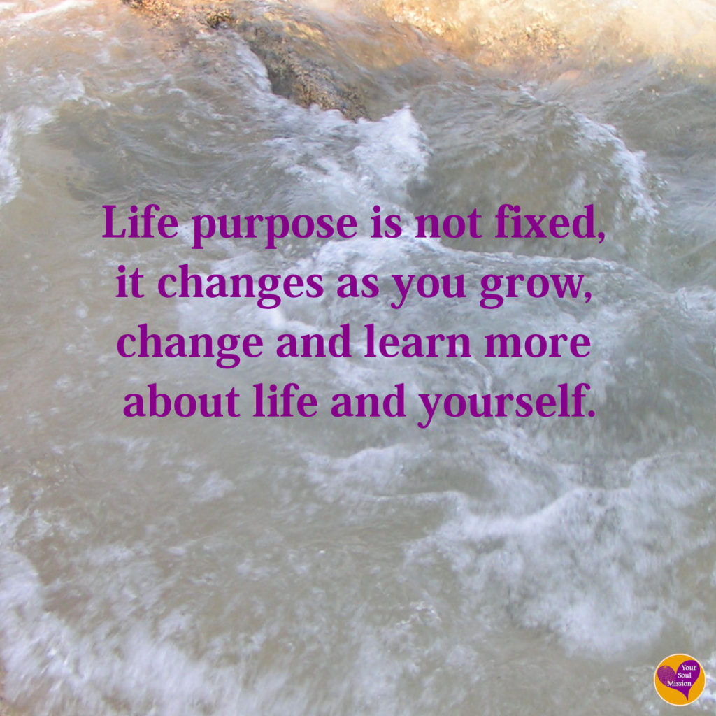 Soul Mission and Life Purpose